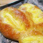 卡士达酱面包