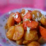 咖喱薯仔的做法