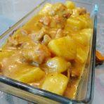 咖喱薯仔排骨