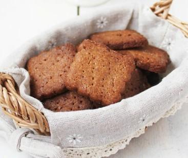 可可椰酥饼干