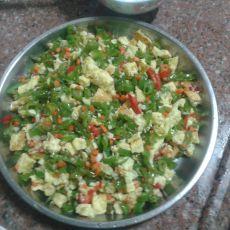 辣椒炒鸡蛋