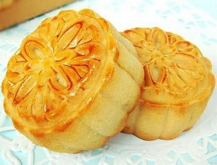 老北京提浆月饼