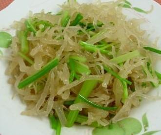 凉拌石花菜的做法