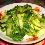 凉拌小白菜的做法