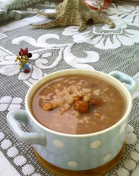 莲子薏米粥