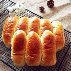 榴莲面包的做法