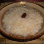 梨粥的做法