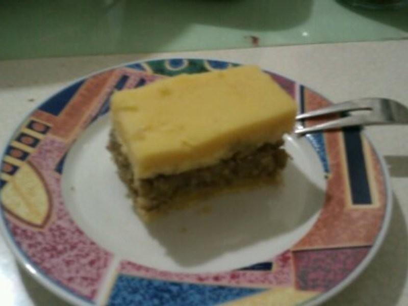 栗子蒸蛋糕