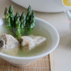 芦笋排骨汤