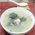 绿豆乌鸡汤