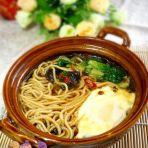 麻辣砂锅汤面的做法
