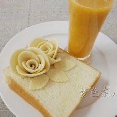 芒果豆浆的做法
