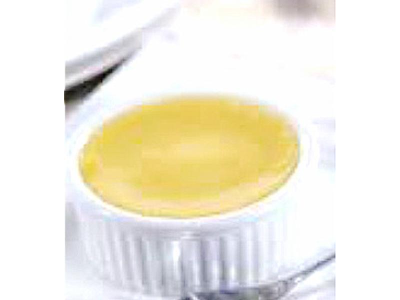 芒果乳酪布丁的做法
