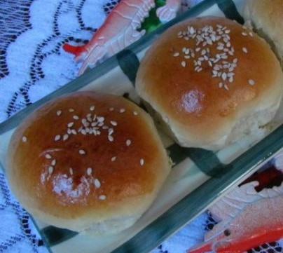 蔓越莓小面包的做法
