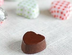 玫瑰巧克力的做法