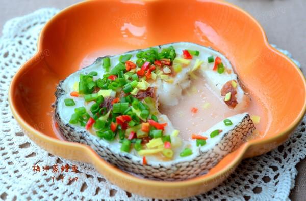 梅汁蒸鳕鱼