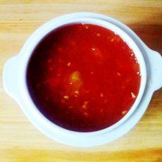 面包机版番茄酱