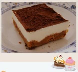 免烤芝士蛋糕