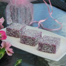 木糖醇耶丝紫薯糕