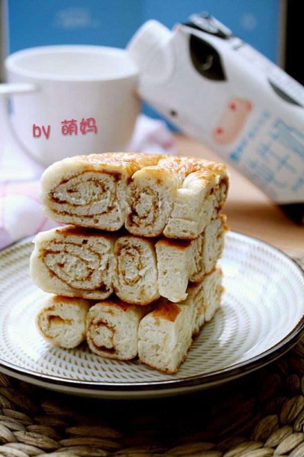 奶香红糖大饼