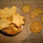 奶香鸡蛋造型饼