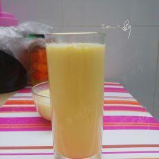 奶香燕麦玉米汁的做法
