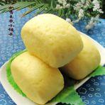 奶香玉米小馒头的做法