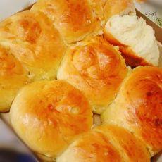 拧花式老面包