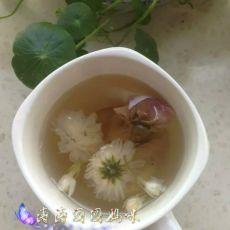 柠檬玫瑰花茶