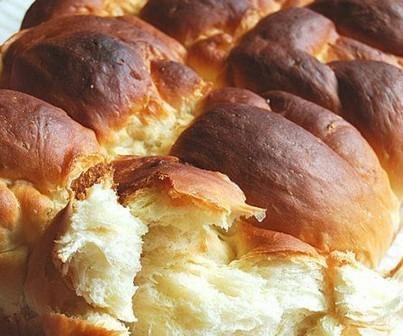 柠香老式面包
