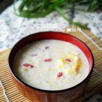 牛奶玉米粥
