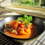 牛肉彩椒浓汤