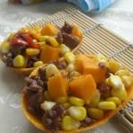 牛肉玉米芒果船