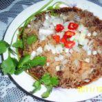 糯米排骨饭的做法