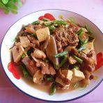排骨烩菜的做法