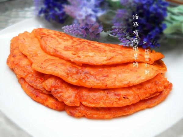 培根鸡蛋泡菜饼