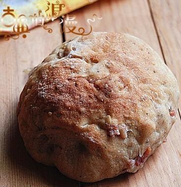 培根土豆面包