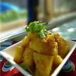 平凡的咖喱土豆