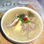 平菇蛋花汤的做法