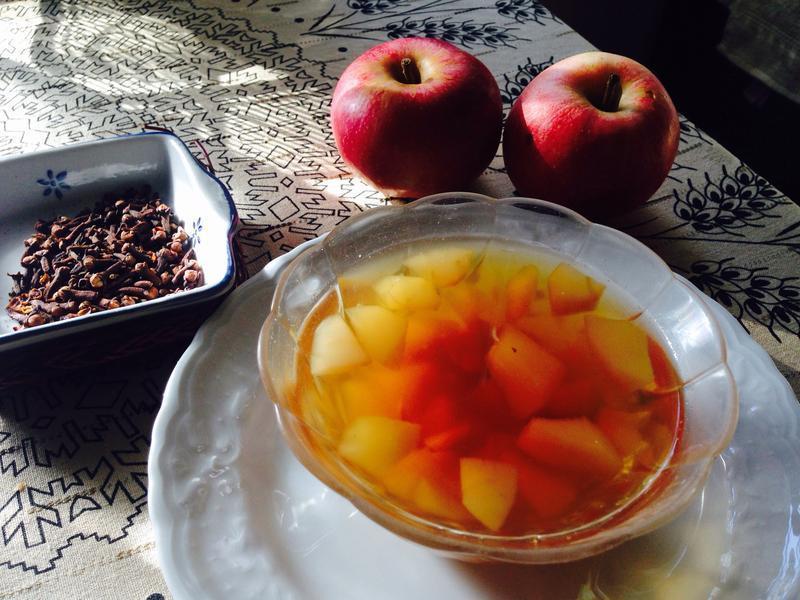 苹果丁香甜汤的做法