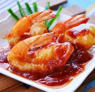 琵琶虾的做法