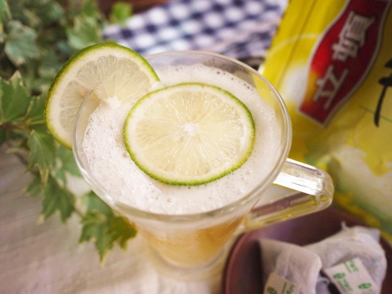 苿香翡翠柠檬茶