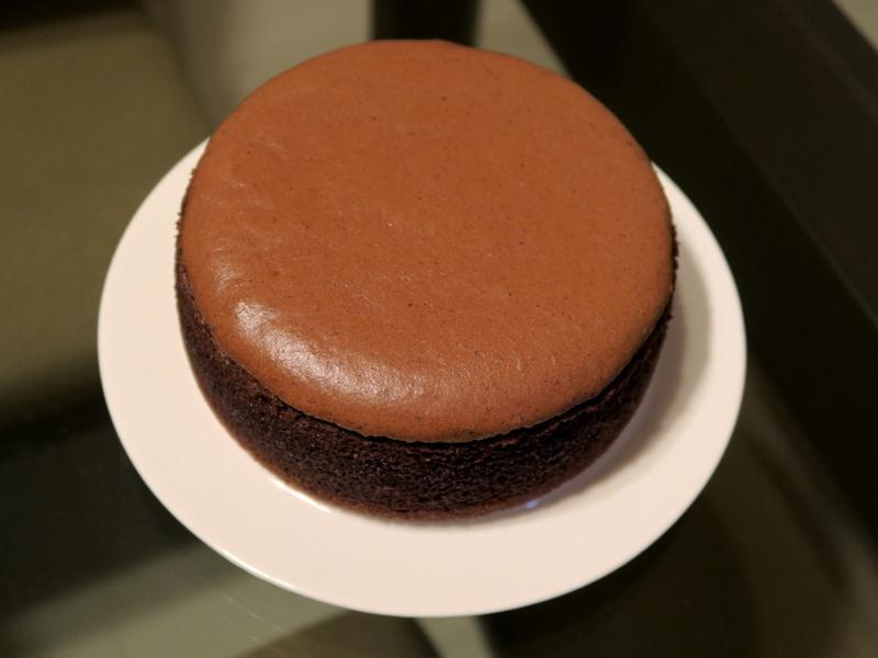 巧克力棉花蛋糕
