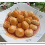 茄汁磨菇的做法