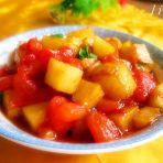 茄汁土豆丁的做法