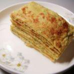 芹菜鸡蛋饼