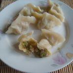 芹菜肉水饺的做法
