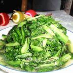清炒凉麻菜的做法