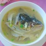 清炖胖鱼头汤