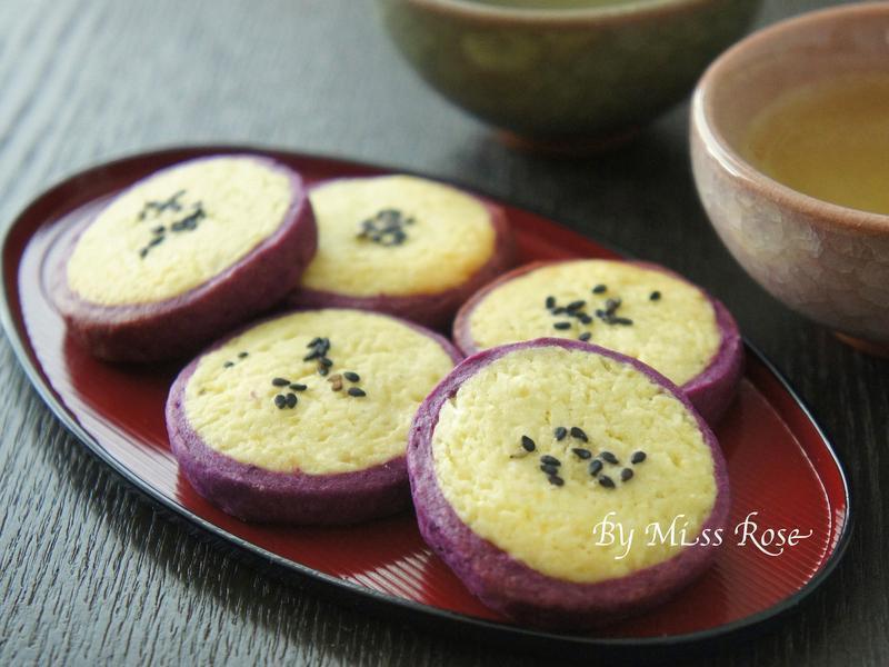 日式蕃薯饼乾